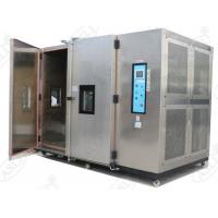 40 Deg C & 75%R.H. Auto Spare Parts Walk In Stability Chamber , Climate Chambers Manufactures