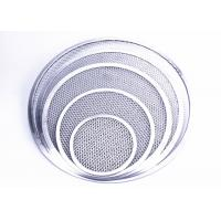 Round Type Aluminum Expanded Mesh Pizza Pan 678910111213141516 Manufactures