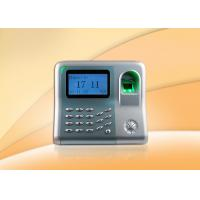 Desktop Fingerprint Time Attendance System With USB Charge biometric attendance machine Manufactures