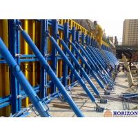 Adjustable Single Sided Wall Formwork , High Tensile Steel Single Sided Formwork Manufactures