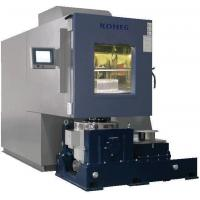 KMVH-800S  Stainless Steel Temperature Humidity Chamber And Vibration Three Integrated Testing Chamber Labs Manufactures