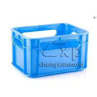 Turnover Box Mould   Fruits Crate Mould   Plastic Vegetable Crate Mould   plastic crates manufacture Manufactures