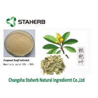 Maslinic acid Loquat leaf extract Pure Natural Plant Extracts 4373-41-5 Manufactures