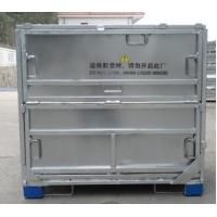 Industrial Oil Chemical IBC Liquid Storage Tank Four Sides Entry Manufactures