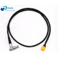 Red Epic Scarlet Camera 12V DC Power Cable Male XT60 to LEMO Right Angle Female Manufactures