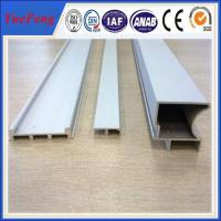 High quality China aluminium extrusion profile price per kg Manufactures