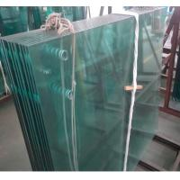 Explosion Proof Tempered Glass Pane / Flat Tempered Glass Side Panel Manufactures