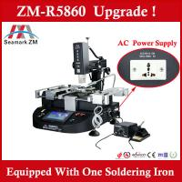 High precision  laptop repair machine  ZM-R5860 BGA reballing system for mobile phone/laptop Manufactures