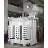 Three Phase Electric Arc Furnace Transformer 110kV , Shell Type Transformer Manufactures