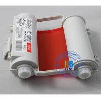 Specility color printer ribbon cartridge compatible for Max bepop thermal label printer 100mm*30m 50mm*15m Manufactures