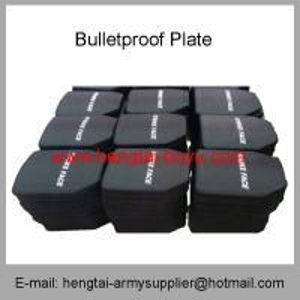 China Wholesale Cheap China Army Black Nijiv Ballistic Silicon Alumina Ceramic Carbide Ceramic Plate on sale