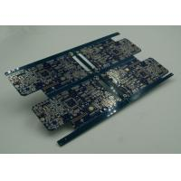 Blue BGA HDI Printed Circuit Board with Blind Via Burried Vias Manufactures