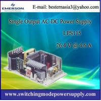 Emerson (Astec) LPS115 Single Output AC-DC Power Supply Manufactures