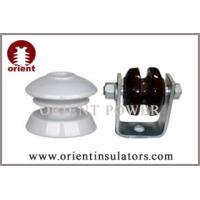 Porcelain butterfly insulator supplier Manufactures