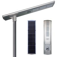 6000K - 7000K Solar Powered LED Lights , Time Control All In One Solar Light Manufactures