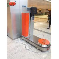 Airport Wrapping Machine For Sale Luggage Wrapping Machine EL500 Airport Luggage Wrapper Manufactures