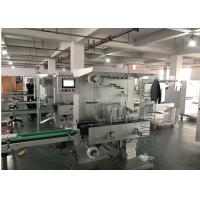 Automatic Film Packaging Machine 304 Stainless Steel Cover PLC Control System Manufactures
