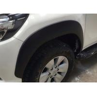 China New Auto Accessories OEM Wheel Arches Flares For Toyota Hilux Revo 2015 2016 on sale