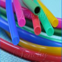 Colored Soft Flexible Silicone Tubing 0.5-100mm OD Range FDA LFGB Approved Manufactures