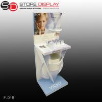 VICHY cosmetic canton cardboard display stand Manufactures