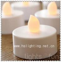 Flameless LED Tea Light Candle Manufactures