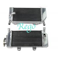 Custom Motorcycle Racing Aluminium Radiator For HONDA CRF250R/X 2004-2007 Manufactures