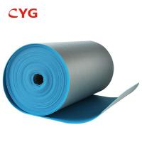 Acoustic Closed Cell Polyethylene Foam Car Insulation LDPE Heat Insulation Manufactures