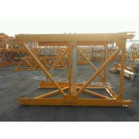Q345B Steel Tower Crane Sections Manufactures