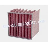 Quality Pocket air filter,Bag type air filter,air filteration equipment,extended surface for sale