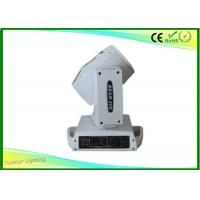 China DMX512 200w Beam Moving Head Wash Light 8 Prism 16ch Double Rotation Rainbow Effect on sale