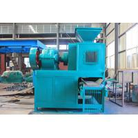 China Black Coal Briquette Making Machine on sale