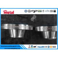UNS N08020 Nickel Alloy Pipe Welding Neck Flange RF CL150 SCH10 Manufactures