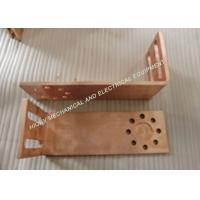 C1100 Copper Rod Aluminum Bus Bar , Power Transformer Electrical Panel Bus Bar Manufactures