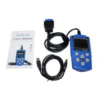 Portable EOBD / OBD2 Diagnostic Tool for OBD2 Compliant Vehicles Manufactures