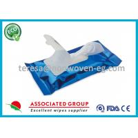Individually Wrapped Antibacterial Hand Wipes For Kids , Portable Manufactures