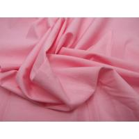 China Pink Dress / Curtain Fabric 100 Cotton Fabric By The Yard 120gsm on sale