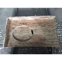Giallo Orlando Gold Granite Bathroom Vanity Tops Commercial Hotal Project Manufactures
