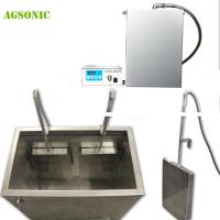 Immersible Submersible Ultrasonic Transducer Generator Cleaning System Customized Transducer Box Manufactures