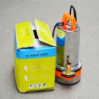 China Home DC Submersible Water Pump Optional Voltage Centrifugal Car Washing on sale