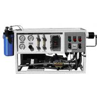 Commercial Seawater Desalination Reverse Osmosis Systems / Equipment In Marine Manufactures