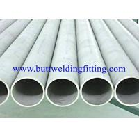 Buy cheap Seamless and Welded Duplex Stainless Steel Pipe ASTM / ASME A789 / SA789, A790 / SA790 from wholesalers