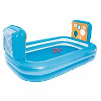 Portable Inflatable Above Ground Pools Outdoor Water Toys 11ga Vinyl Material Manufactures
