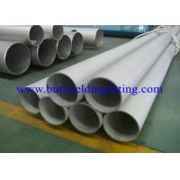 China ASTM A312 / A269 / A213 Stainless Steel Seamless Pipe For Fluid Transport TP321 / TP321H on sale