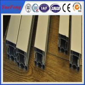 Hot! manufacture aluminum alloy extrusion profiles, color anodized aluminum extrusion Manufactures