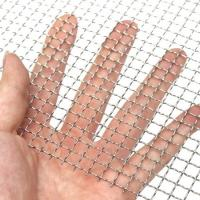 China Dutch Stainless Steel Welded Wire Cloth , Woven Stainless Ste 80 Mesh Size For Filter on sale