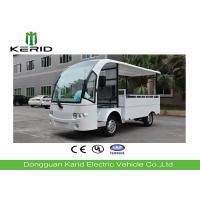 Quality Custom Road Legal Electric Utility Vehicles With 1500Kg Payload High Service Life for sale