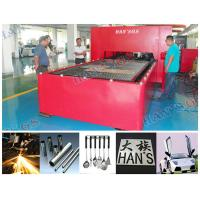 Manifold SS Copper Non - ferrous Metal Plate Cutting Machine For Bus manufacturing Manufactures