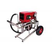 Mobile Electric Airless Paint Sprayer , spray painting machine for home use Manufactures
