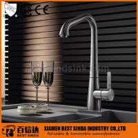 New brass desk mounted wash basin faucet for kitchen Manufactures