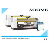 Spiral Blade Rotary Die Cutting Machine For Corrugated Boxes 130 M/Min Manufactures